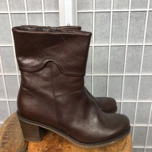 Gabor Women's Leather Ankle Boots